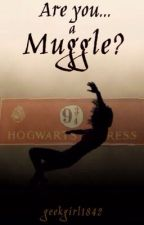 Are You....A Muggle? by notavailable21112111