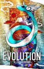 Evolution    Pokemon by AllHailRempire