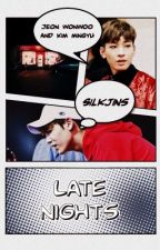 LATE NIGHTS ➢ MEANIE by silkjins