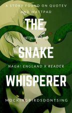 The Snake Whisperer (Reader x Naga!England) by MockingbirdsDontSing