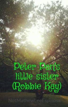 Peter Pan's little sister (Robbie Kay) by AreyouSiriusBlack