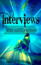 Interviews with suSPECt Writers by su-SPEC-t