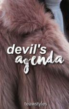 devil's agenda -» blog by teawstyles