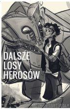 Olimpijscy Herosi - Percy Jackson. Dalsze losy herosów - fanfiction. by mermaidsarerealx