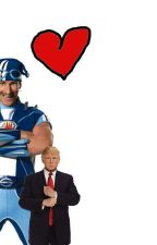 sportacus x donald trump fanfic by theoneandonlykaylps