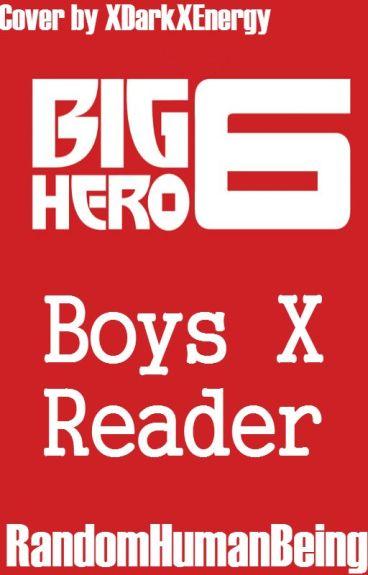 BH6 Boys x Reader Fics