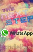 The Next Step WhatsApp by CandePaul