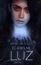Tú eres mi luz ➳ {Fred Weasley y tú} #FFAwards16 by MarieWeasley