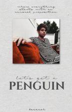let's get a penguin    l.h. by bananekasztona_xx