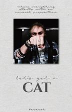 let's get a cat || m.c. by -bananek