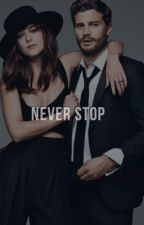Never Stop || Jamie Dornan & Dakota Johnson by outragedteen