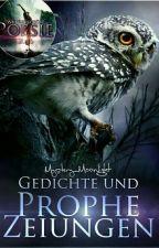 Gedichte & Prophezeiungen #Wattbooks2017 by Mystery_Moonlight