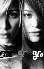 Ella y Yo by 3w0ski