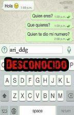 Desconocido  by ari_ddg