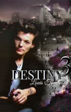Destiny 3 || Louis Tomlinson by chattysakis