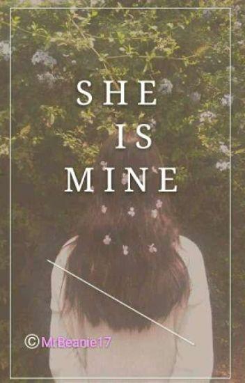 She is mine «WONWOO»