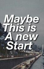 Talvez Isso Seja Um Novo Começo {Gleggie} by MaggieFarmacy