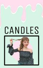 Candles [lashton] by smolkookie