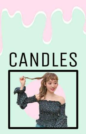 Candles [lashton] by petitaeil