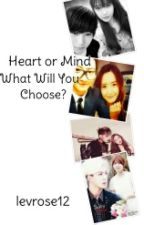 Heart Or Mind : What Will You Choose? by spareangel