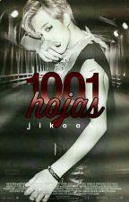 1001 Hojas [JiKook] [OneShot] by Jane_Smile
