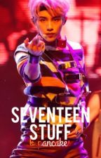 seventeen stuff by baekhyunpancakes