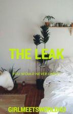 The Leak |ON HOLD| by girlmeetsworldau