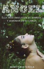 Ángel → Phoebe Grey. by minitahistetica_