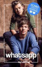 whatsapp ➸ stylinson  by MyColdCoffee