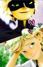 l'amour de ma vie (Adrien Agreste x Reader) by emisakitty