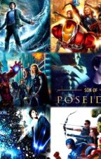 Percy Jackson and The Avengers by highlyemotional