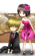 Usui y Misaki amor de colegio by SophyDeRiggs