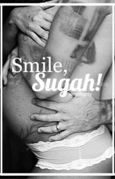 Smile, Sugah! *larry au* (mpreg)