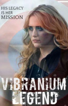 Vibranium Legend || Captain America by TheatreKid094
