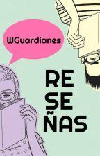Reseñas a pinceladas by GuardianesdeLetras