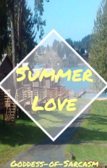 Summer Love (Heroes of Olympus AU)✔️