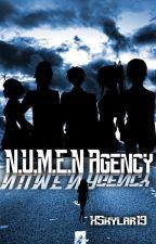 N.U.M.E.N Agency by XSkylar19