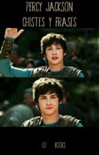 Percy Jackson Chistes Y Frases by eli-books