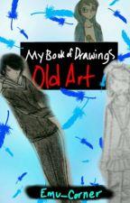 My Book Of Drawings by Emu_Corner