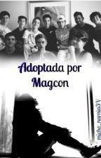 •Adoptada por  Magcon•  #Wattys2016 by micho_narnia3V