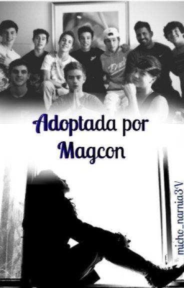 •Adoptada por  Magcon•  #Wattys2016