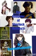 The daughter of Sherlock Holmes's by roselockholmes03