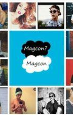 100 Fatos Sobre Magcon by unicorniadoaaron