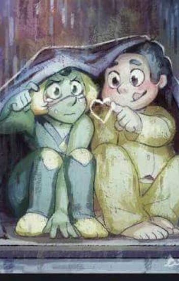 steven y peridot descubriendo juntos que era el amor