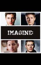 Jensen Ackles Imagines by Aidanturnerimagines