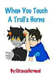 What Happens When You Touch A Trolls Horns (With The Alpha And Beta Kids) by stridorks