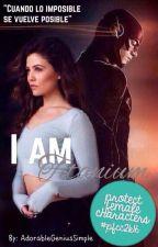 I am Titanium [Barry Allen/Flash] by ElysianGoya
