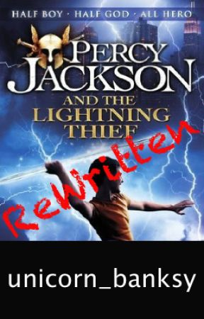 percy jackson rewritten the lightning thief chapter 2 welcome