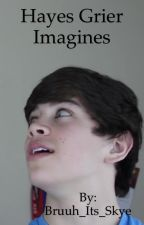 Hayes Grier imagines by Bruuh_Its_Skye