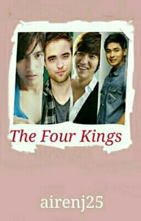 The Four  Kings (Slow Updates) by airenj25